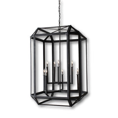 Hector Lantern Large by Solaria Lighting - Lantern - Solaria Lighting - Salut Home