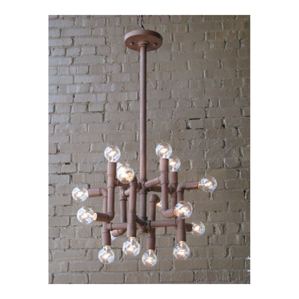 Carmen Chandelier by Solaria Lighting