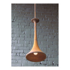 Edgar 1 Pendant Light by Solaria Lighting - Pendant - Solaria Lighting - Salut Home