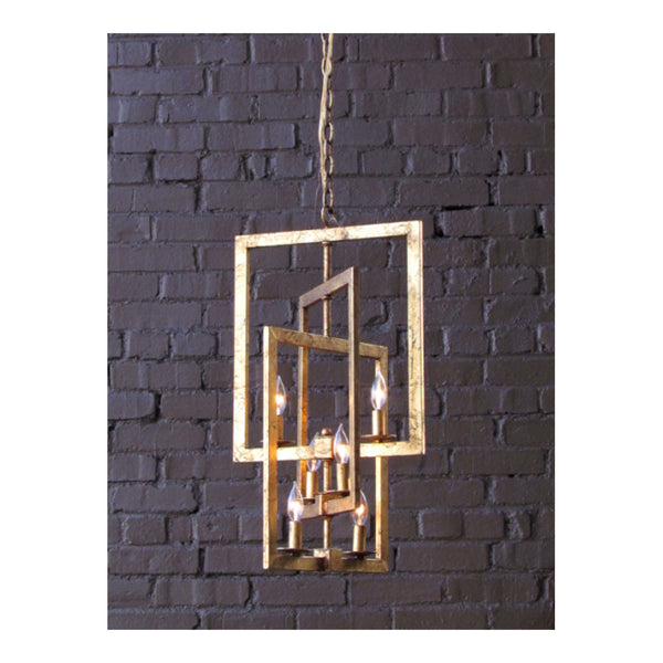 Marcel Chandelier by Solaria Lighting