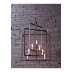 Marcel Chandelier Medium by Solaria Lighting - Chandelier - Solaria Lighting - Salut Home