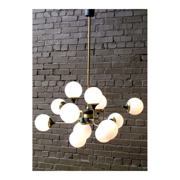 Ava Chandelier by Solaria Lighting
