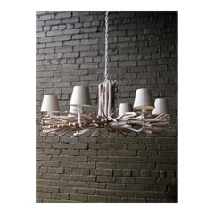 Aspen Chandelier by Solaria Lighting - Chandelier - Solaria Lighting - Salut Home