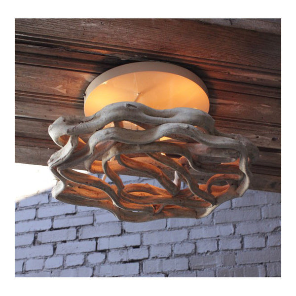 Larkspur Ceiling Light Fixture by Solaria Lighting