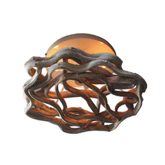Larkspur Ceiling Light Fixture by Solaria Lighting - Flush Mount - Solaria Lighting - Salut Home