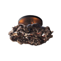 Muir Ceiling Light Fixture by Solaria Lighting - Flush Mount - Solaria Lighting - Salut Home