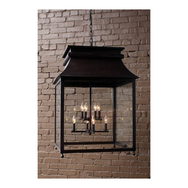 Charleston Lantern by Solaria Lighting