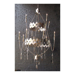 Brutalist Chandelier by Solaria Lighting - Chandelier - Solaria Lighting - Salut Home
