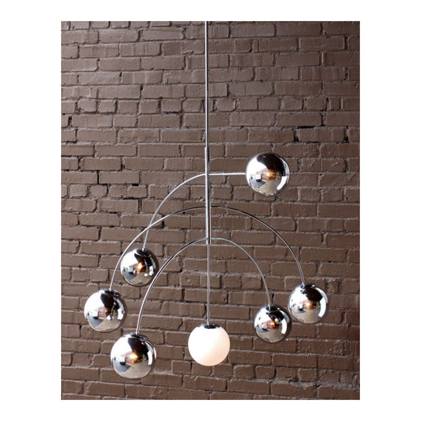 Calder Chandelier by Solaria Lighting