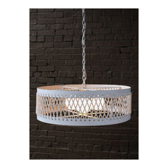 Chatham Drum Chandelier by Solaria Lighting - Chandelier - Solaria Lighting - Salut Home