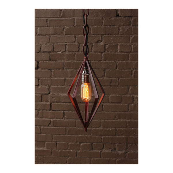 Colton Pendant Light Small by Solaria Lighting