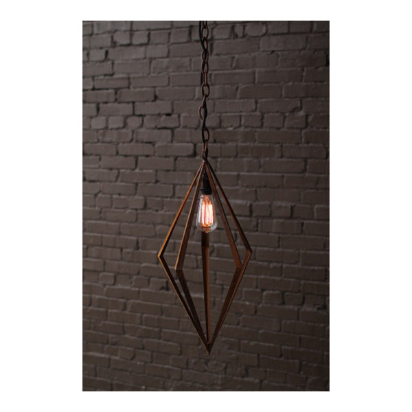 Colton Pendant Light Medium by Solaria Lighting