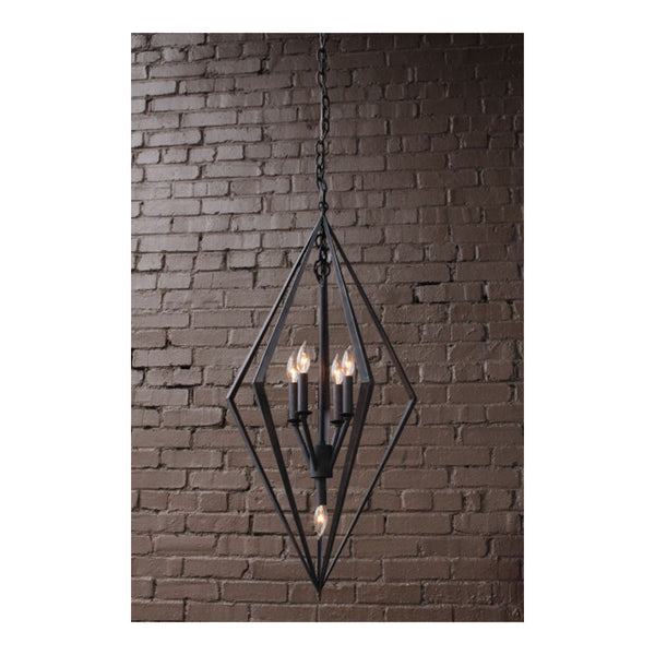 Colton Pendant Light Large by Solaria Lighting