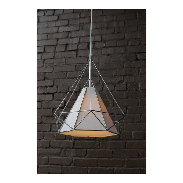 Geo Pendant Light by Solaria Lighting