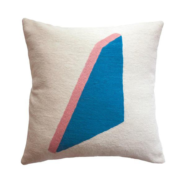 Whitney Shape Pillow by Leah Singh