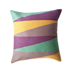 Zimbabwe Landscape Summer Pillow by Leah Singh