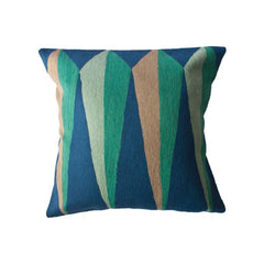 Zimbabwe Root Spring Pillow by Leah Singh - Pillow - Leah Singh - Salut Home