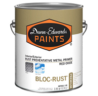 Bloc-Rust Premium Stain-Blocking Primer - Water Based