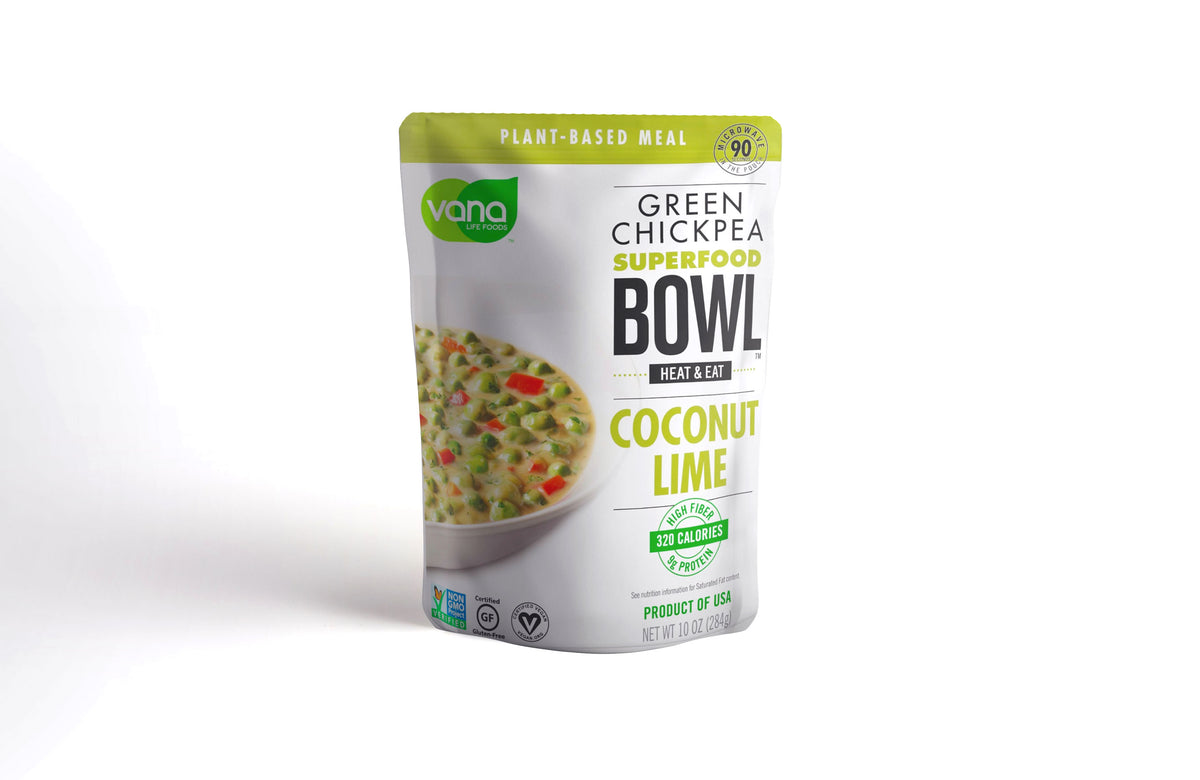 Coconut Lime - 6 Plant-Based Meals