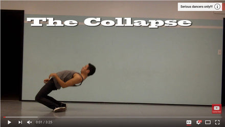 The Best Hip Hop Dance Tricks Tutorial: The Matrix Move