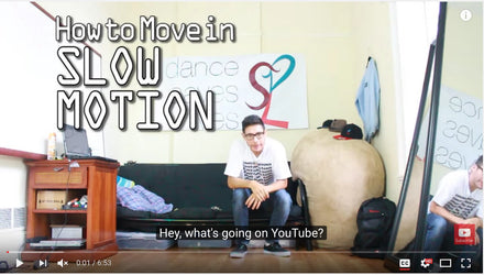 how to dance in slow motion