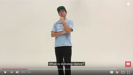 what is dubstep dance