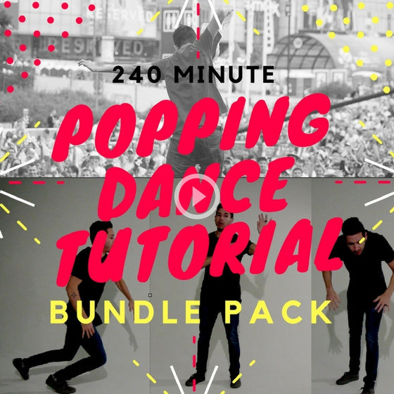 240 Minute Popping Bundle Pack