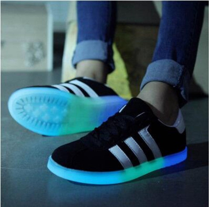 Glow In The Dark Shoes for Adults   Glow Shoes – Brambilabong 33506370f4cc