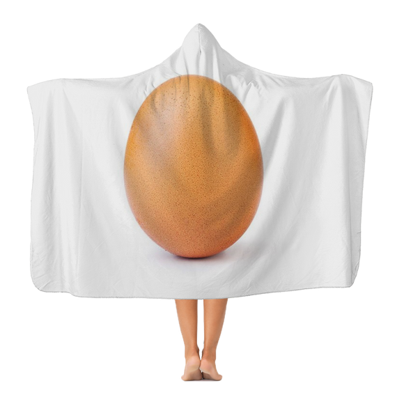 The Egg Classic Adult Hooded Blanket