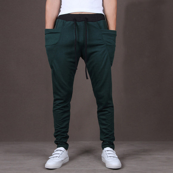 Big Pocket Hip Hop Dance Joggers