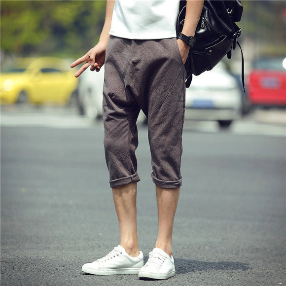sweatpants shorts