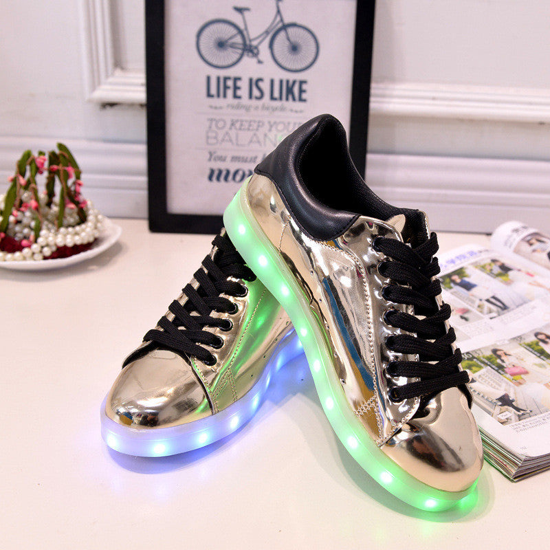 shoes that light up