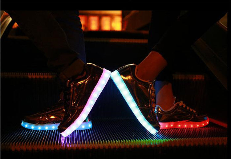 light up tennis shoes