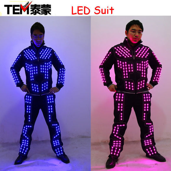 LED Robot Suit