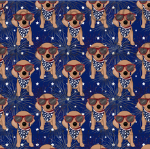 Load image into Gallery viewer, Patriotic Puppy (Preorder)