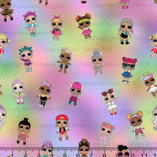LOL Dolls Cotton Woven (Retail)