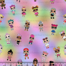 Load image into Gallery viewer, LOL Doll Fabric (Preorder)