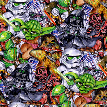 Load image into Gallery viewer, Star Wars Collage (Preorder)