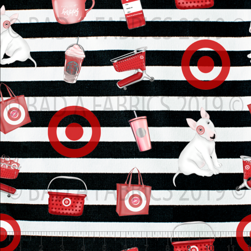 Target Fabric  (Preorder)