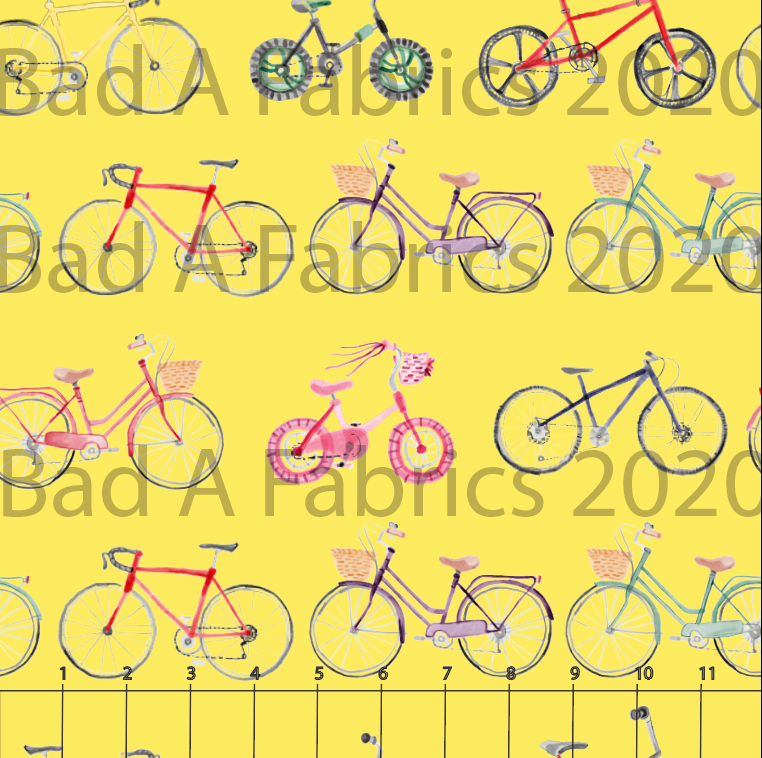 Bicycles (Preorder)