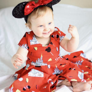 Disney Solid Fabric (Preorder)