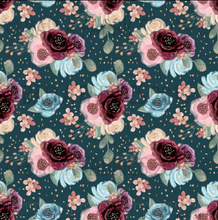Load image into Gallery viewer, Burgundy Roses Floral (Preorder)