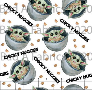 Chicky Nuggies Baby Yoda (Preorder)