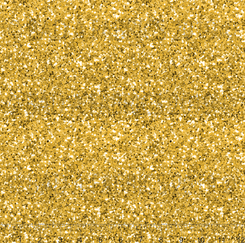 Gold Glitter Fabric (Preorder)