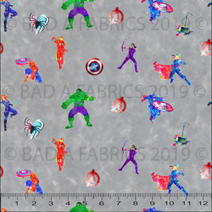 Avengers Fabric (Preorder)