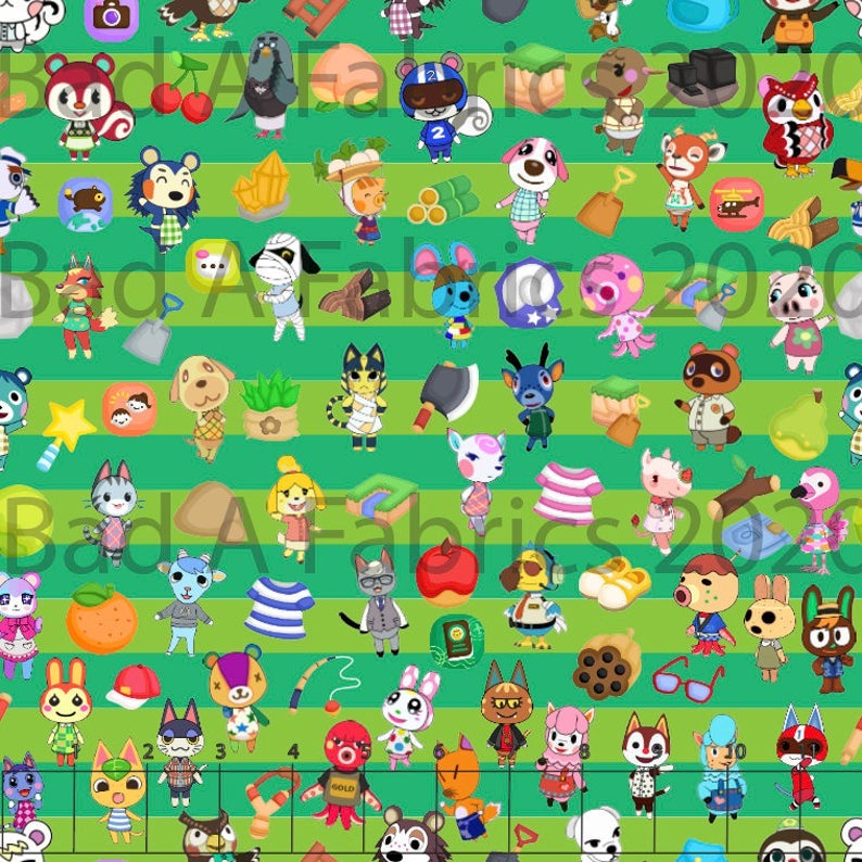 Animal Street Crossing Green (Preorder)