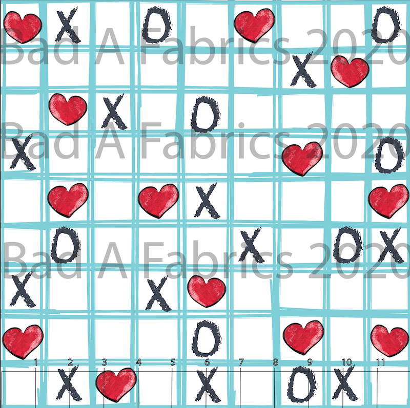 Love Tic Tac Toe (Preorder)