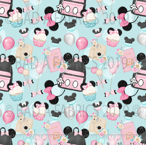 Minnie Fun Fabric (Preorder)