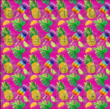 Load image into Gallery viewer, Pineapples & Popsicles (Preorder)