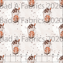 Load image into Gallery viewer, Pumpkin Spice Frap PUL (Retail)